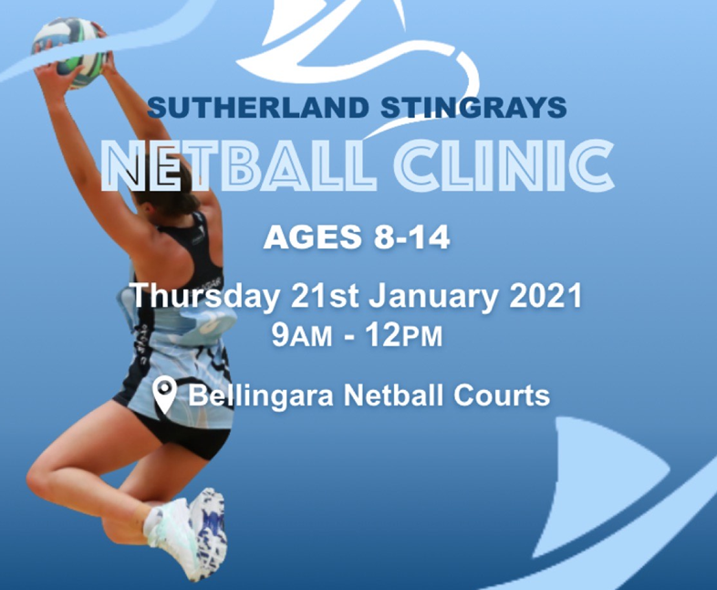 Stingrays Clinic Jan 21