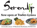 Serendip at Tradies Gymea